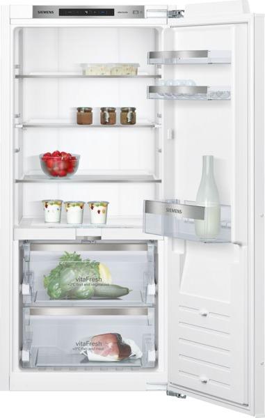 Siemens KI41FAF30 Einbau-Kühlautomat, vitaFresh Flachscharnier-Technik IQ700