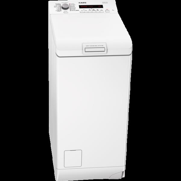 AEG L71270TL 7 kg, LiquiSystem, großes LC-Display, Aqua-Alarm, 1.200 U/min = B Schleuderwirkung, Pro