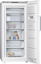 Siemens GS51NAW30 Stand-Gefrierschrank, noFrost Türen weiß IQ500