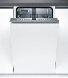 Bosch SPV46IX07E, Vollintegrierter Geschirrspüler (E)