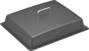 Bosch HEZ333001, Deckel für Profipfanne