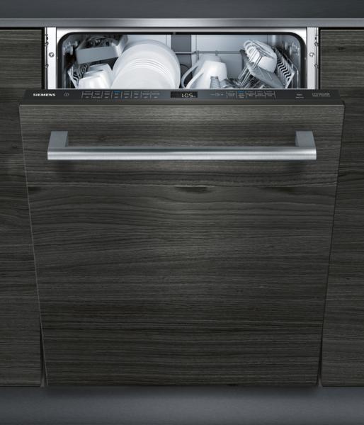 SIEMENS SX658X01PD Extraklasse iQ500, Vollintegrierter Geschirrspüler, 60 cm